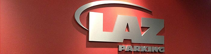 About LAZ Parking: Contact Us